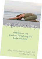 yoga for anxiety book